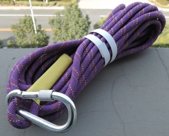 Nylon Dynamic Climbing Rope