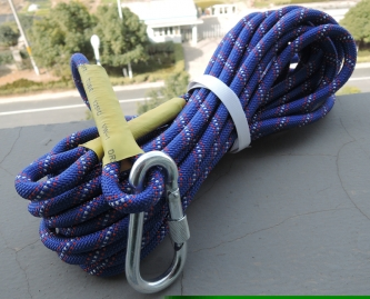 China Dynamic Climbing Rope