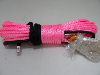 Pink Winch Rope