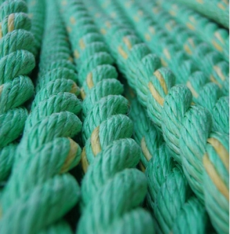 Polysteel 8-strand braided ropes