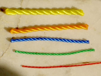 3 Plait PE Fishing Rope